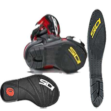 SIDI sole fitting service only (customer supplies the soles) for Sidi boots with this style of so
