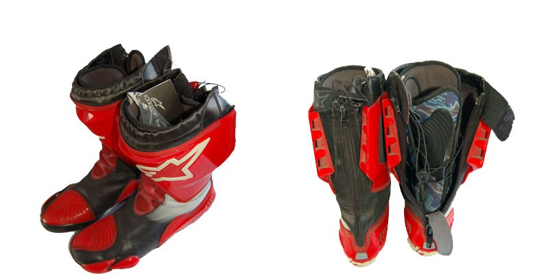 Alpinestars Super Tech R 1991