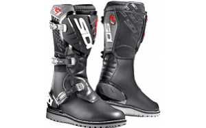SIDI Off Road boot resoling