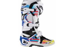 Alpinestars Motocross resoling